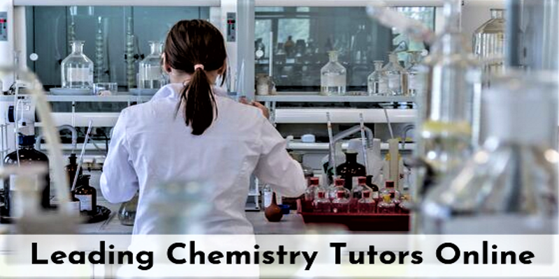A Level Chemistry Tutors Online