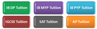 IB Tuition and Subjects